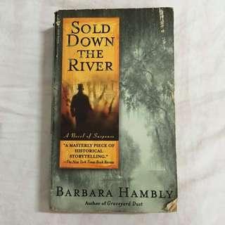 Book: Sold Down The River - Barbara Hambly