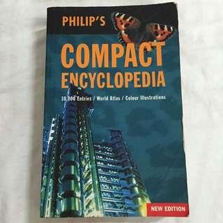 Book: Philip's Compact Encyclopedia