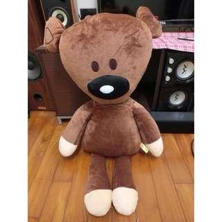 超大型豆豆先生泰迪熊