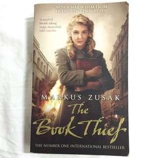 Book: The Book Thief - Markus Zusak