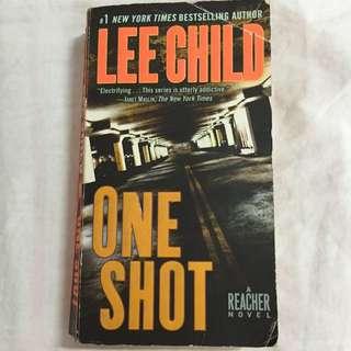 Book: One Shot - Lee Child
