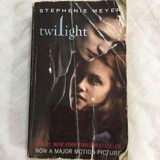 Book: Twilight - Stephenie Myers