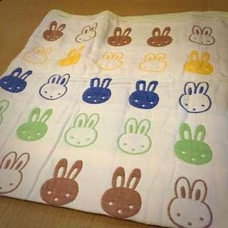 紗質兔兔小涼被