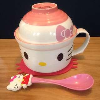 [BNIP] Hello Kitty Ramen Collection Bowl!