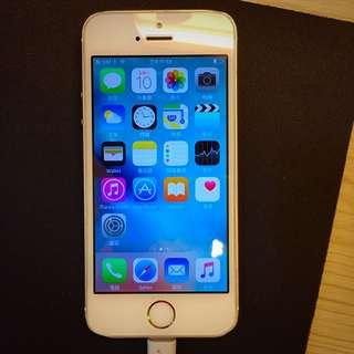 IPhone 5S 金色