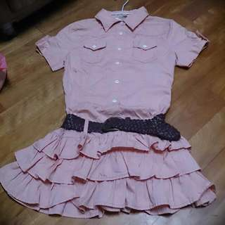 NET連身裙
