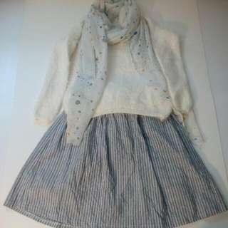韓版冰沁毛衣