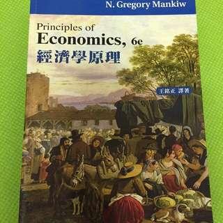 經濟學原理(王銘正)