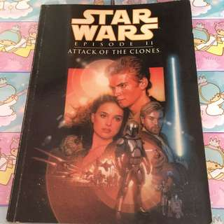 Star Wars Episode 3 Comic Book
