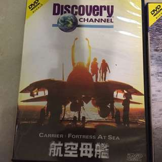 🌀Discovery正版VCD。