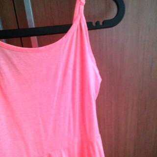 Basic Pink Dress Cotton On