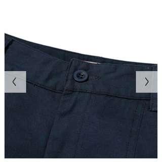 #降#  CACO水洗長褲
