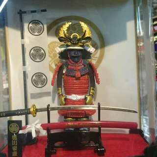 Samurai Toy Collection