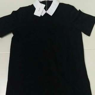 BNWT Black Shift Dress.