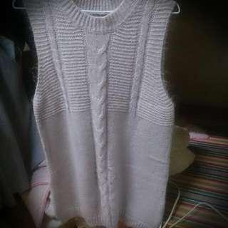 毛衣背心裙