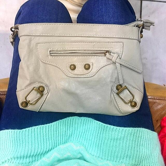 機車小側背包