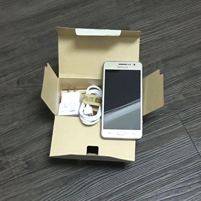 (可第二順位)二手美品 可4G 大奇機 三星手機附全新插頭和充電線