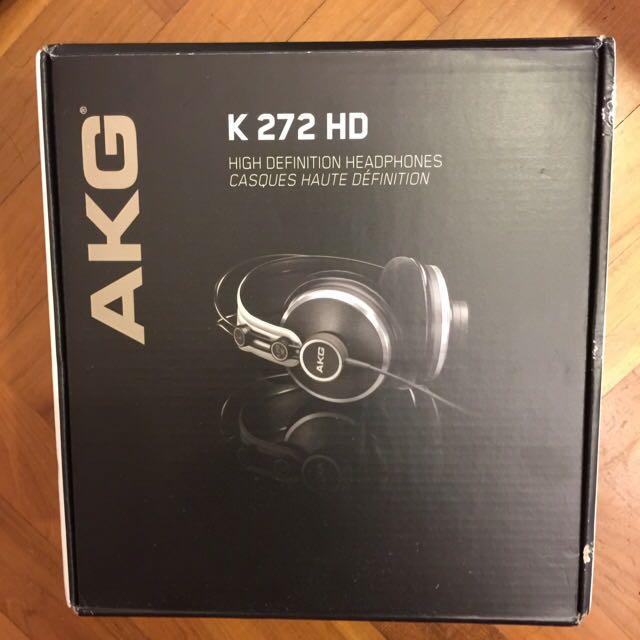 Akg K 272 Hd Pre Own