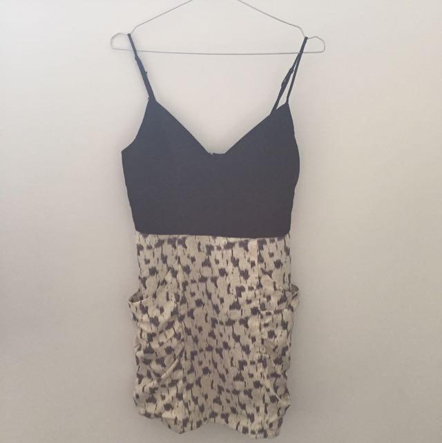 Bettina Liano Size 10 dress SH