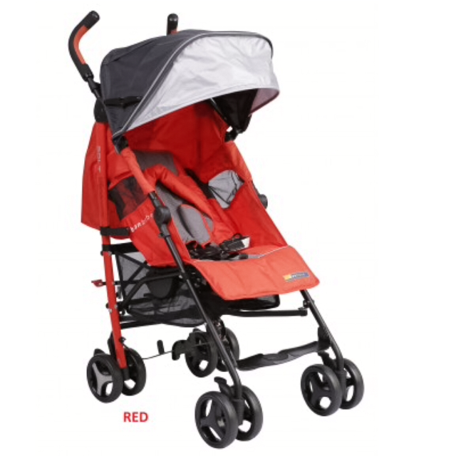 Brand New Baby Stroller (Bon bebe Bolt - Red)