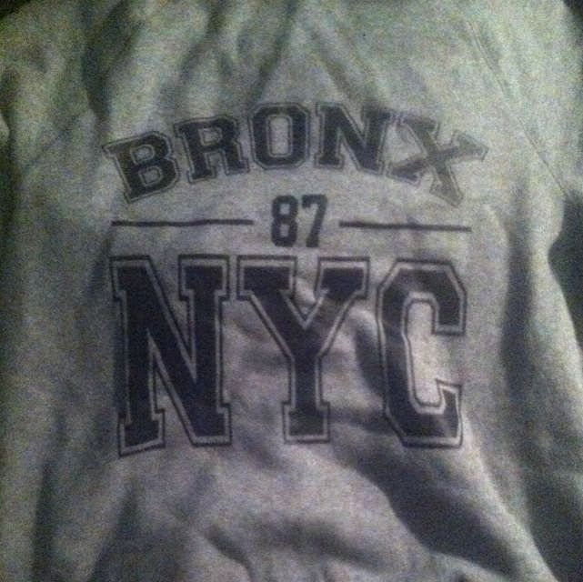 Bronx NYC Hooded Sweater
