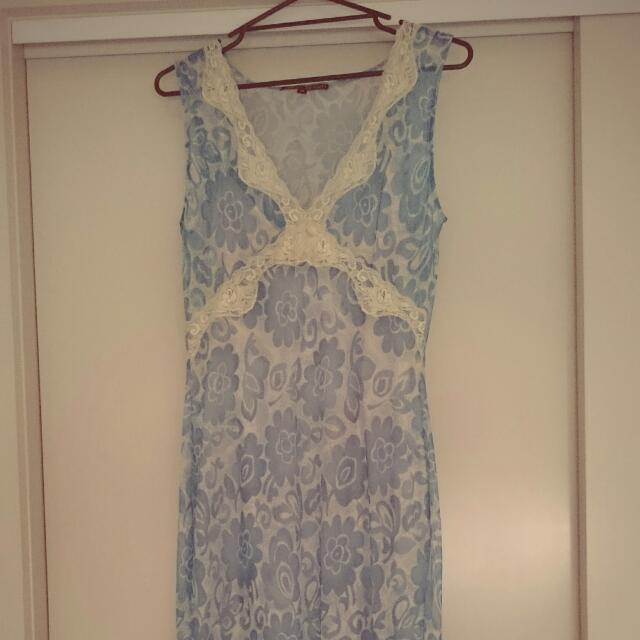 Charlie Brown Floral Dress Size 14