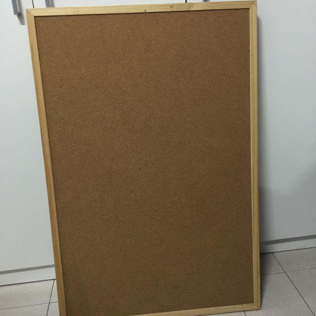 Cork Board Large (90 X 60cm)
