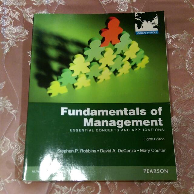 ✨降✨Fundamentals of Management
