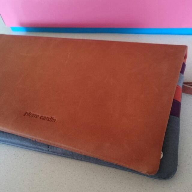 Genuine Brand New Pierrre Cardin Leather Purse Wallet