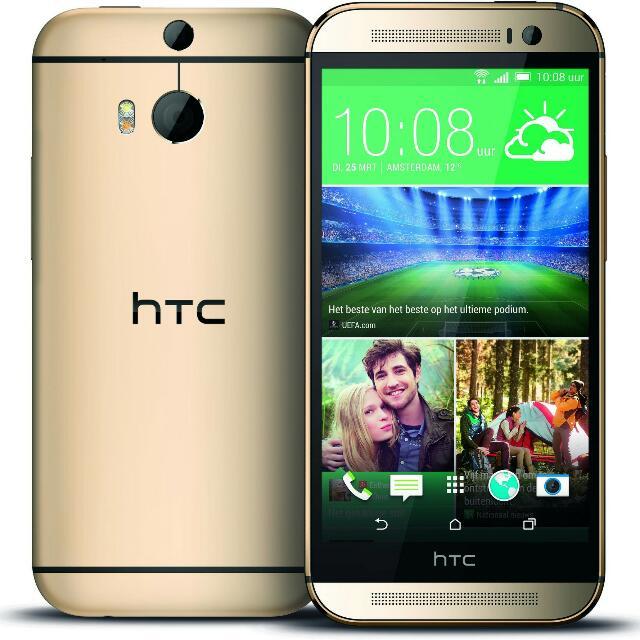 HTC M8 16g金二手9.0新可小刀