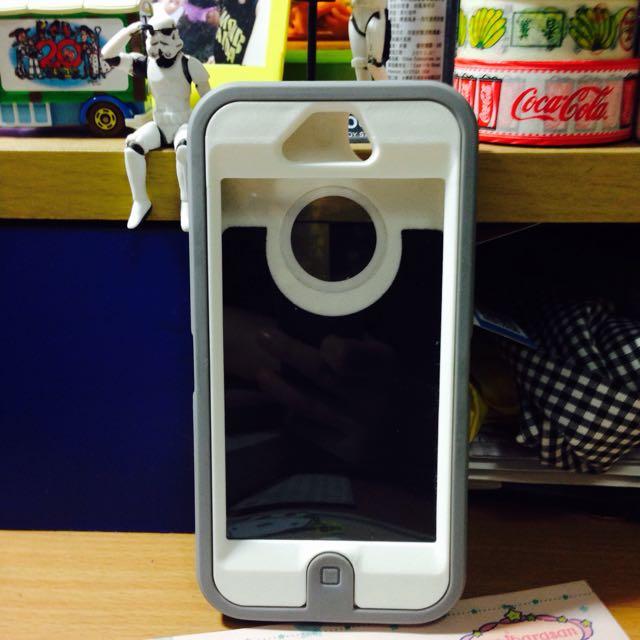 IPhone 5/5s 手機殼 雙層 超級耐摔、保護🙊