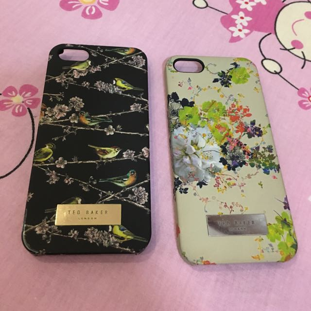 online store ed66f 40b2f iPhone 5/5S Ted Baker Phone Case