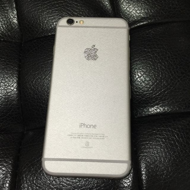 降價囉!iPhone 6 4.7 64G 保固中女用機 盒裝完整 全新配件
