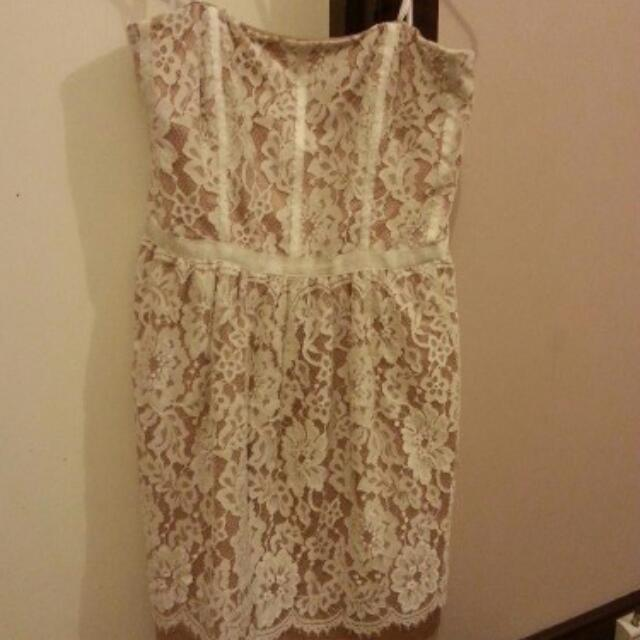 Lacey Dress Size 14