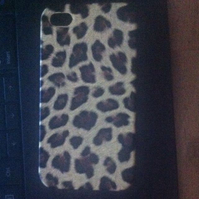 Leopard Print iPhone 4/4s Case