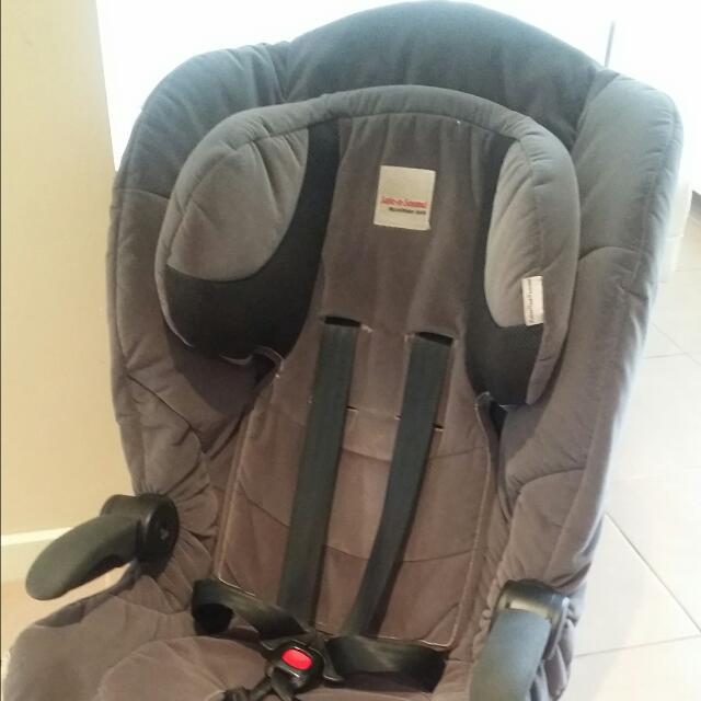 Safe N Sound Maxi Rider Ahr Child Toddler Baby Car Seat Midnight Grey