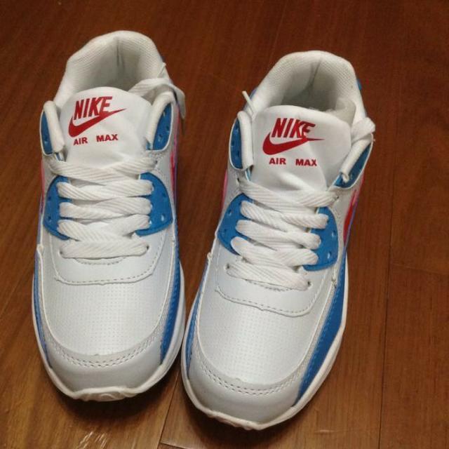 【代售】Nike Air max藍白紅 全新 翻版