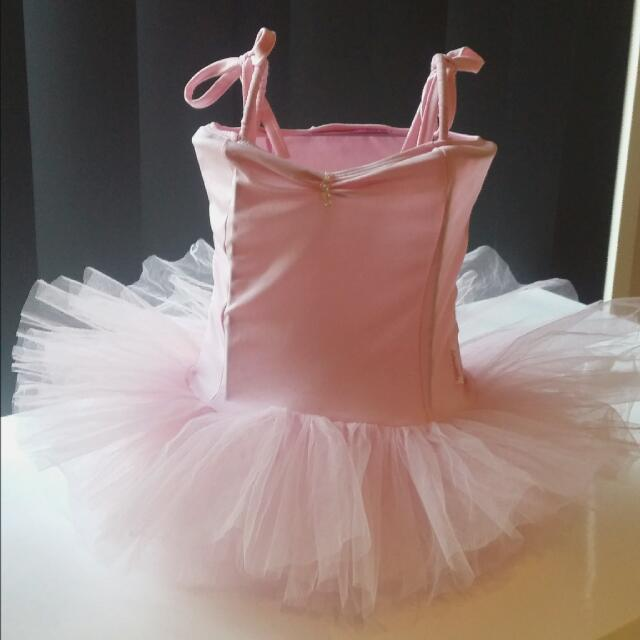 Pink Ballerina Tutu Lamp Girls Room Decor