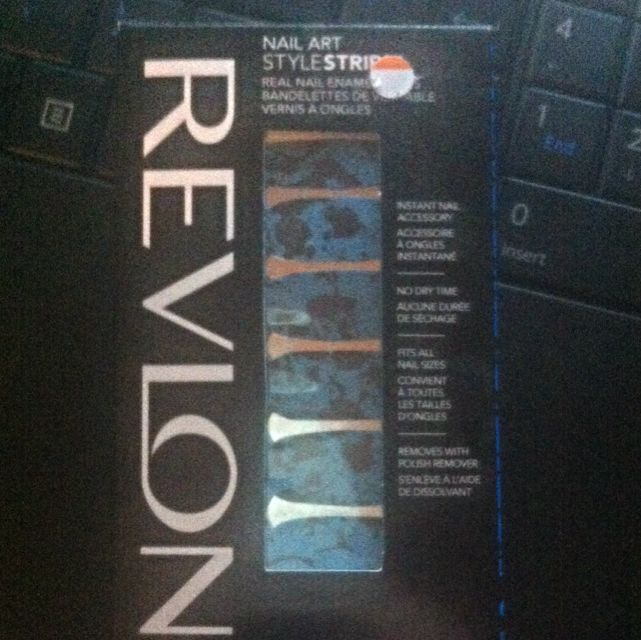 Revlon Nail Stickers