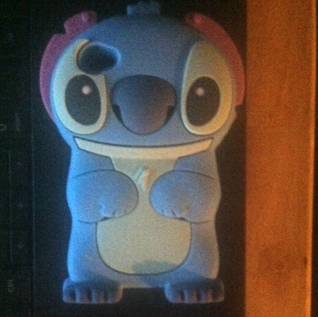 Stitch 4th Generation iPod Case