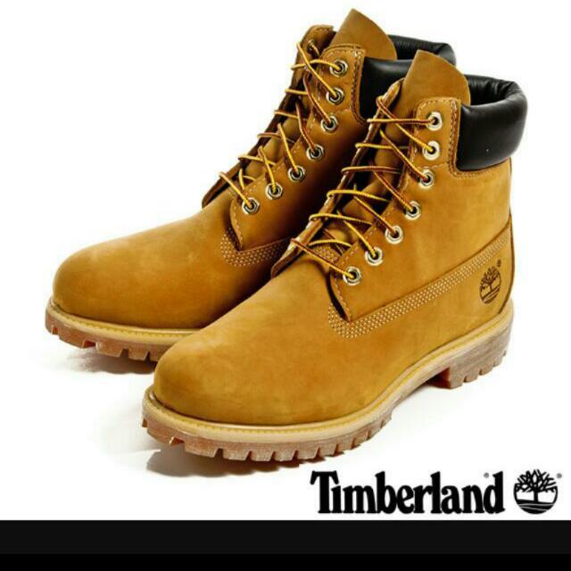 Timberland  經典黃靴  女 36.5