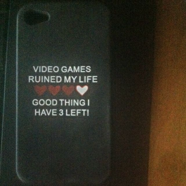Video Games iPhone 4/4s Case