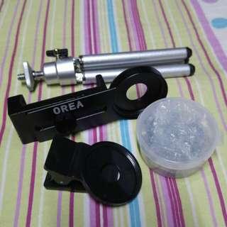 OREA ND8 減光鏡 滅光鏡 手機用 G4大光圈好幫手 別款手機也適用,光圈強都適合
