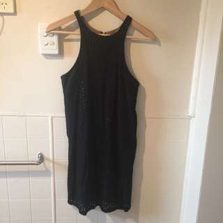 Black Ghanda Dress Size S
