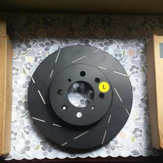 EBC Ultimax Brake Rotors