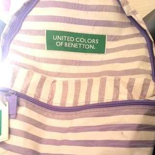 United Colours Of Benetton Haversack Bag