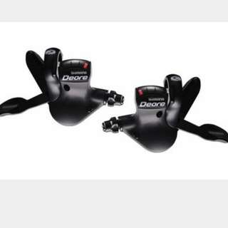 Shimano Deore Front And Rear Shifter