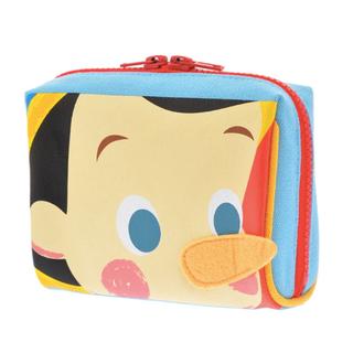 日本迪士尼 全新正版 小木偶皮諾丘收納/化妝包