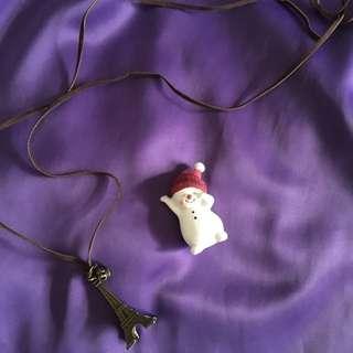 Jewellers + Snowman Set