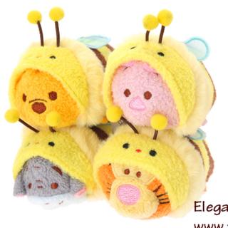 小熊維尼蜂蜜節限定 TSUM TSUM 日本迪士尼 全新正版